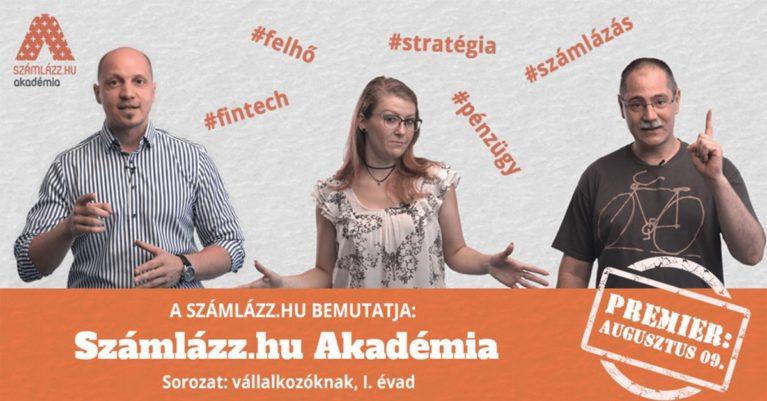 Számlázz.hu Akadémia teaser