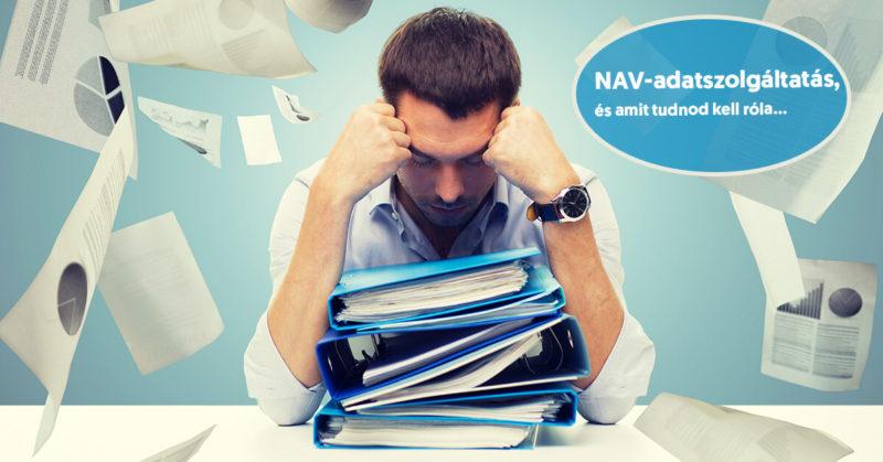 NAV-adatszolgáltatás