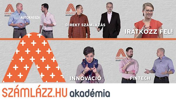 Számlázz.hu Akadémia 2. évad