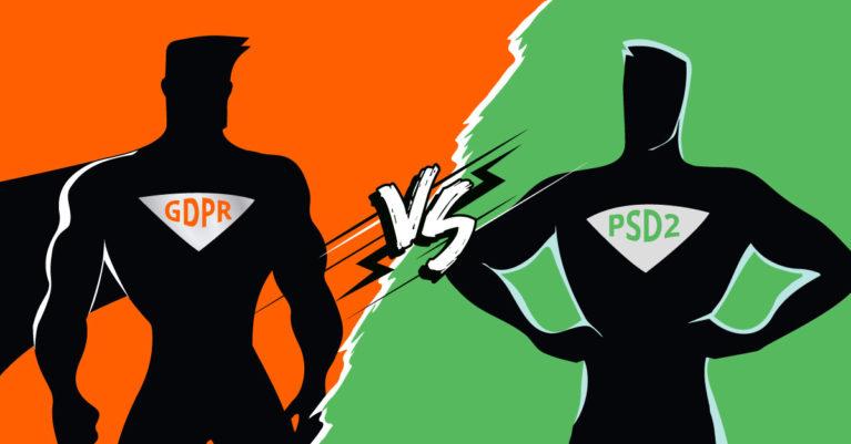 GDPR vs PSD2