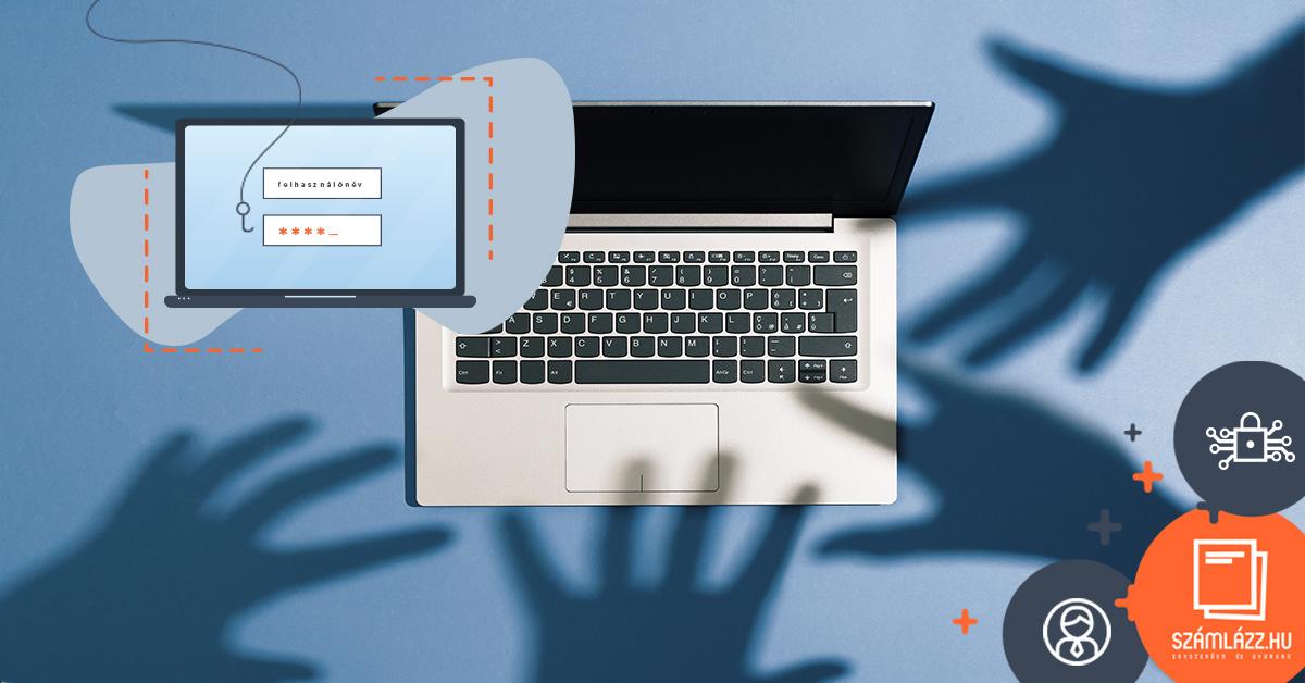 számlázz.hu biztonság email