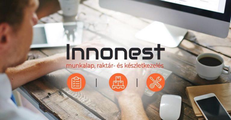 Innonest - munkalap, raktár- és készletkezelés