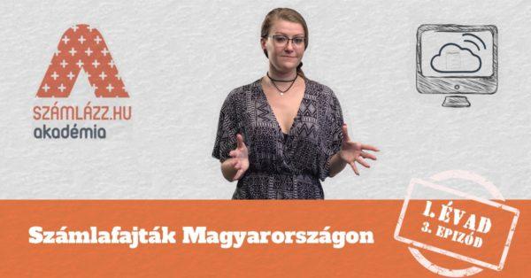 Számlafajták Magyarországon – 1. évad, 3. epizód