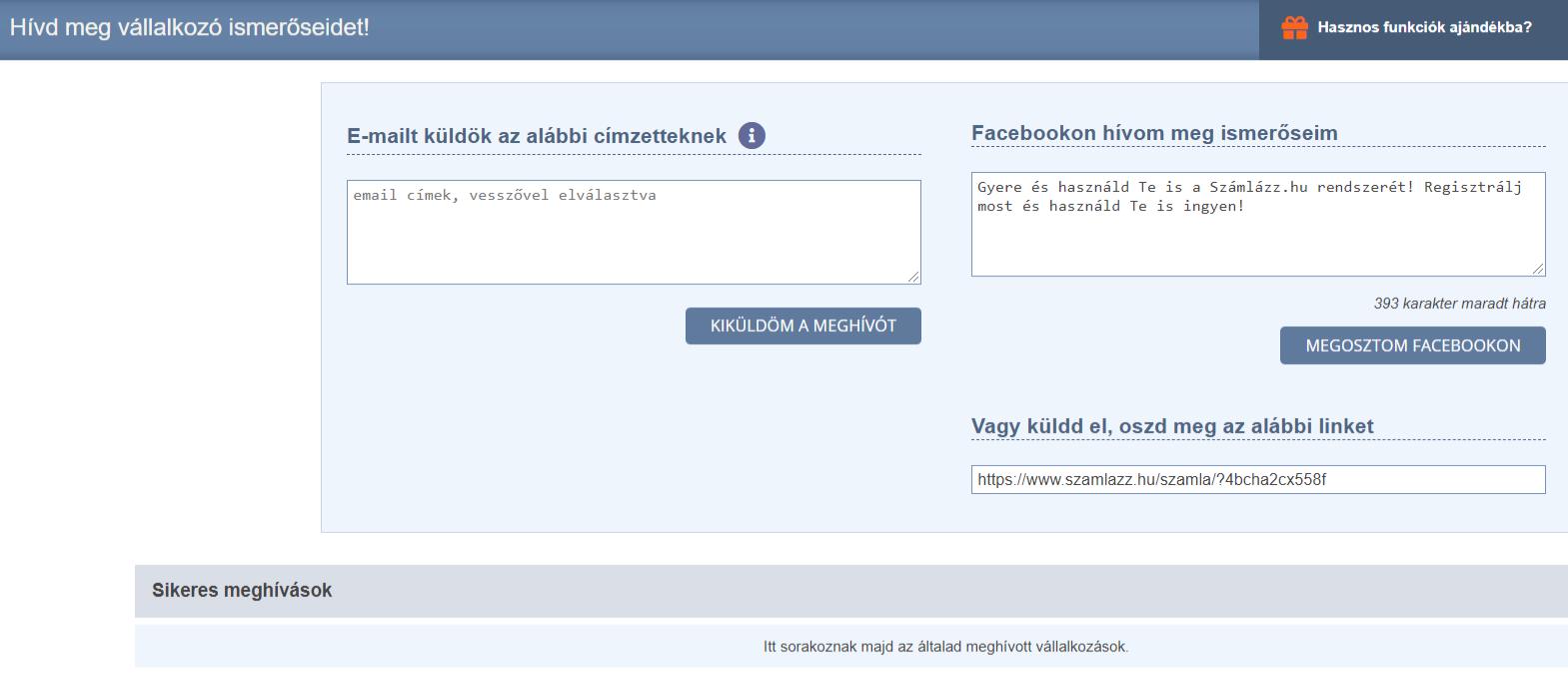 ajanlo_screenshot