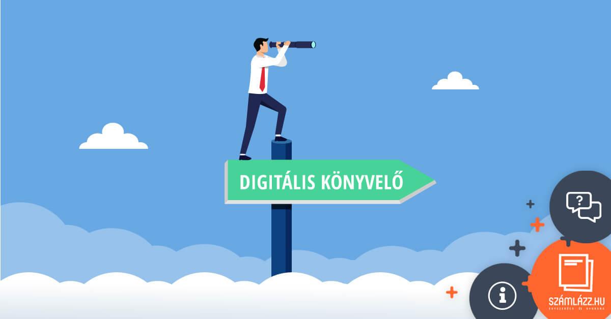 digitális könyvelő